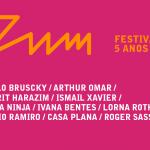 Programação completa do Festival ZUM 5 anos, que acontece em SP nos dias 3 e 4/12