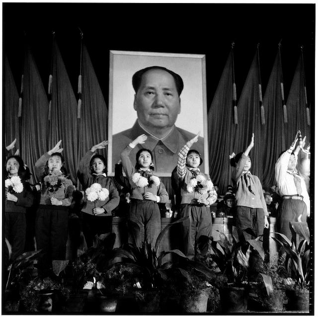 Jovens pioneiros, Harbin, província de Heilongjiang, 8 de março de 1973