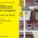 """Lançamento do catálogo """"Luigi Ghirri. Pensar por imagens"""""""