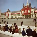 Centenário de Robert Capa ganha homenagem em cores