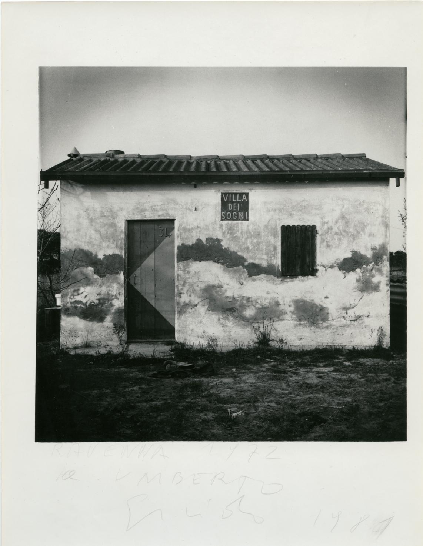 Fosso Ghiaia, 1972, Guido Guidi