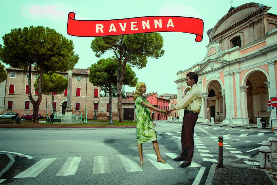 Saudações de Ravenna, 2012, Moira Ricci