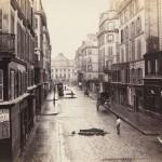 """Charles Marville: fotógrafo de Paris"" mostra a cidade destruída por Haussmann"