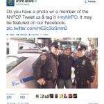 #myNYPD: saiu pela culatra