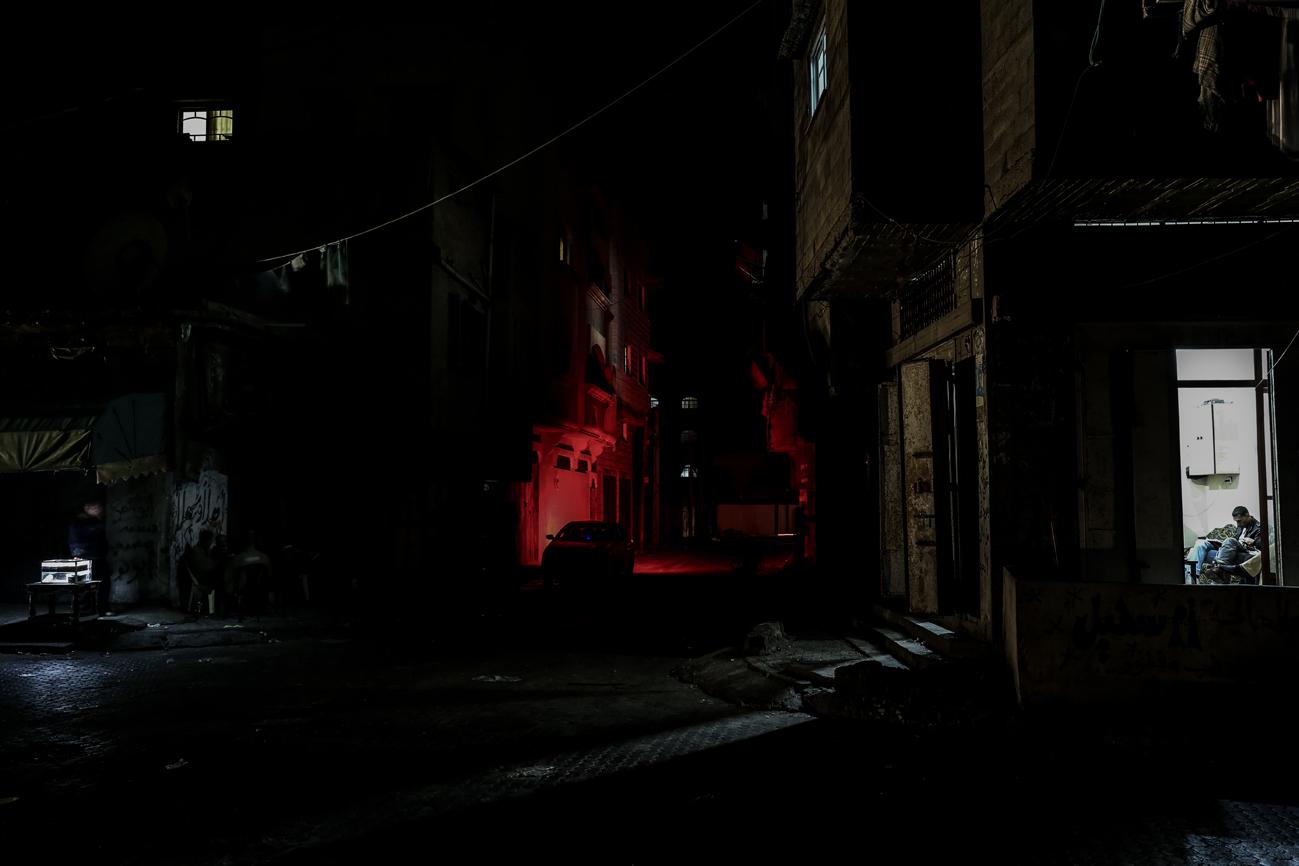 Gaza Black Out, 2013, Gianluca Panella