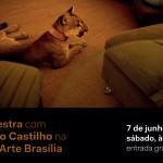João Castilho dá palestra na SP-Arte Brasília