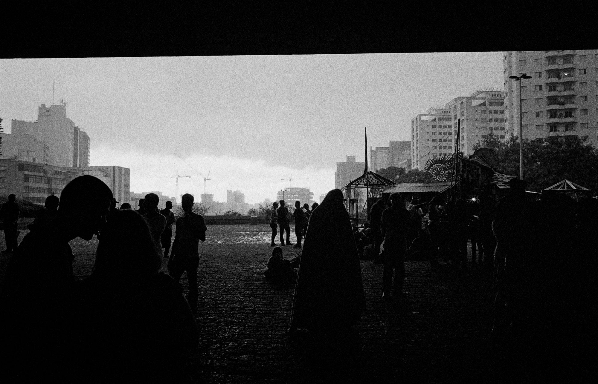 São Paulo, Vão Livre