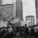 O fotógrafo Mauro Restiffe conversa com Thyago Nogueira, curador da mostra no IMS