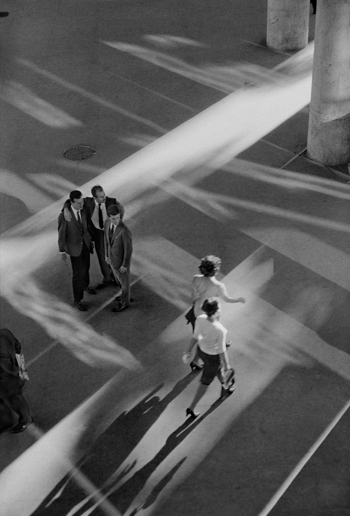 René Burri, Ministério da Educação e Cultura, Rio de Janeiro,1960. © Rene Burri / Magnum Photos / Latinstock