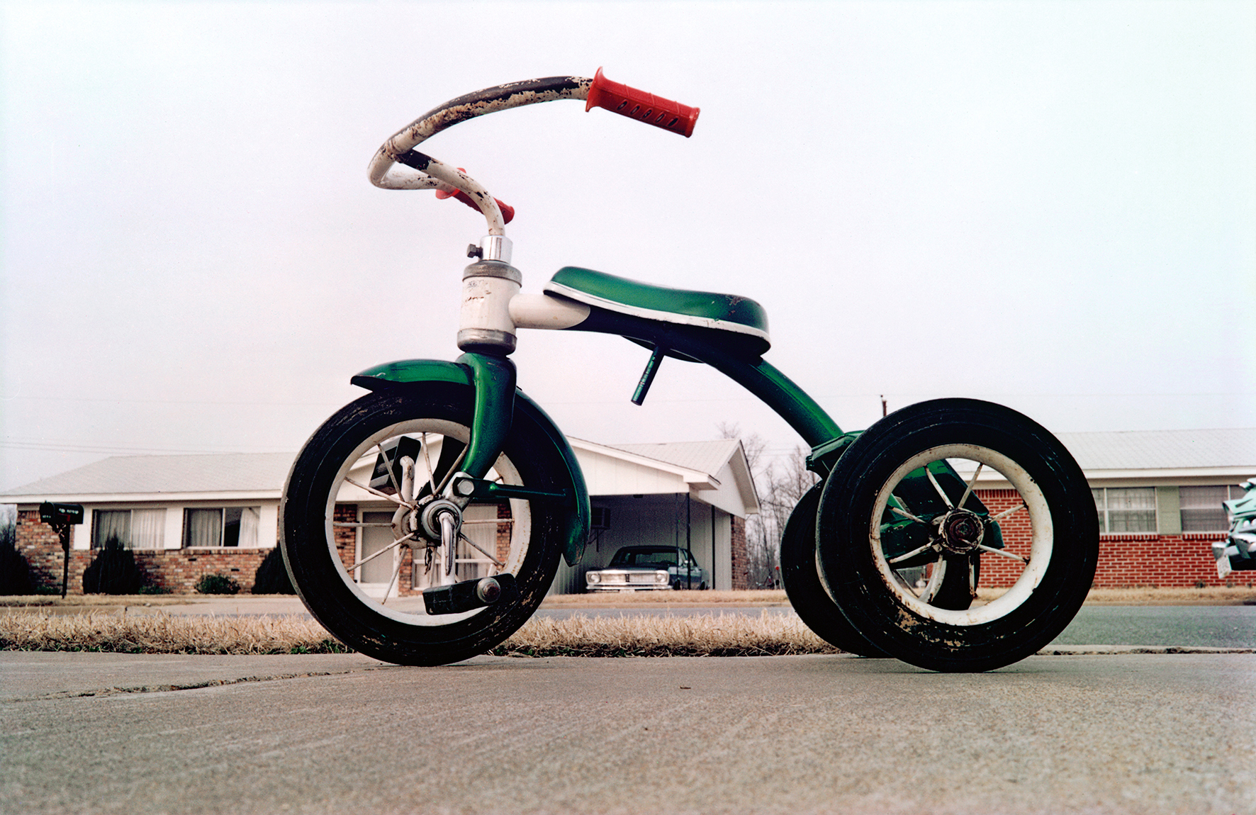 Memphis, 1971 // do livro Guia de William Eggleston, 1976