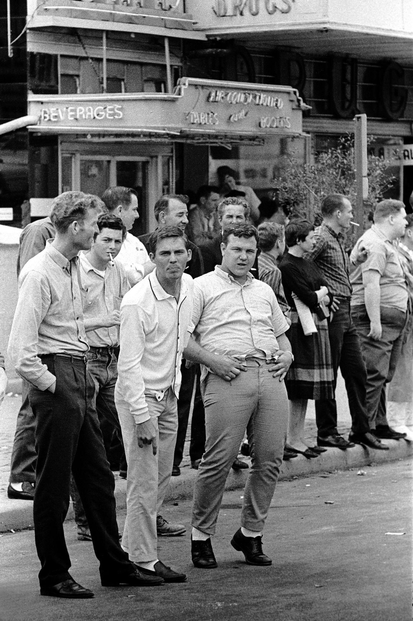 Marcha Selma-Montgomery, 1965. Fotos de Stephen Somerstein