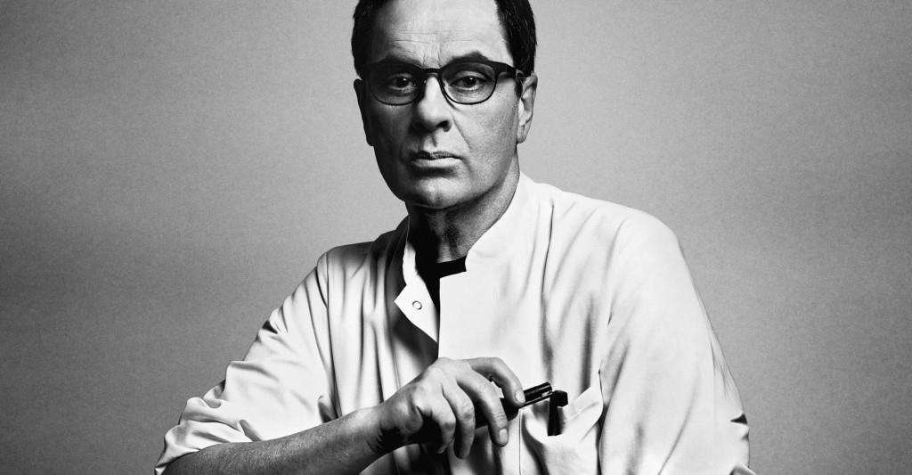 O editor de livros de fotografia alemão Gerhard Steidl