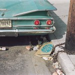 O olhar de David Byrne sobre as fotografias em cor de William Eggleston