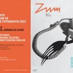 ZUM #8, lançamento com a artista Regina Silveira e o curador Teixeira Coelho em SP