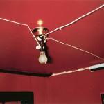 """""""O teto vermelho"""", de William Eggleston, comentada pelo filósofo Nelson Brissac"""