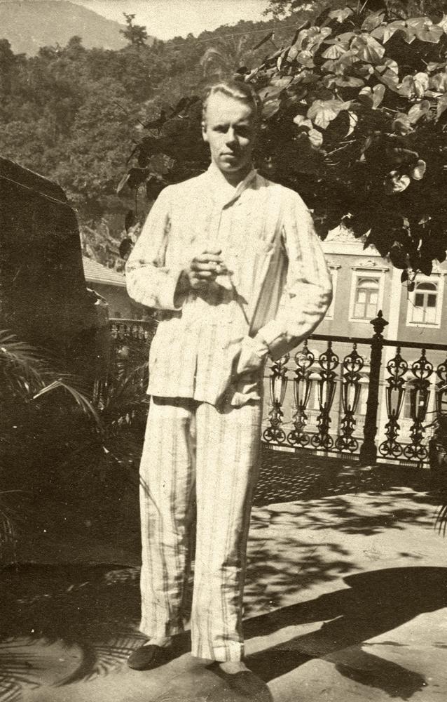 Desvio_Homen de pijama