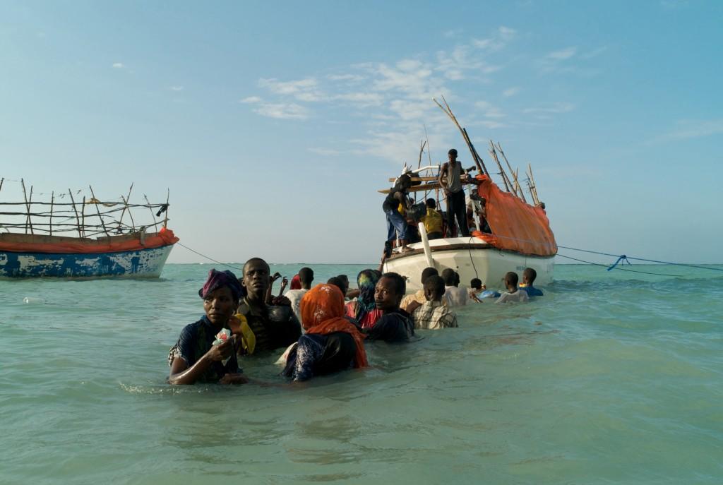 Da série Um milhão de xelins, escapar da Somália