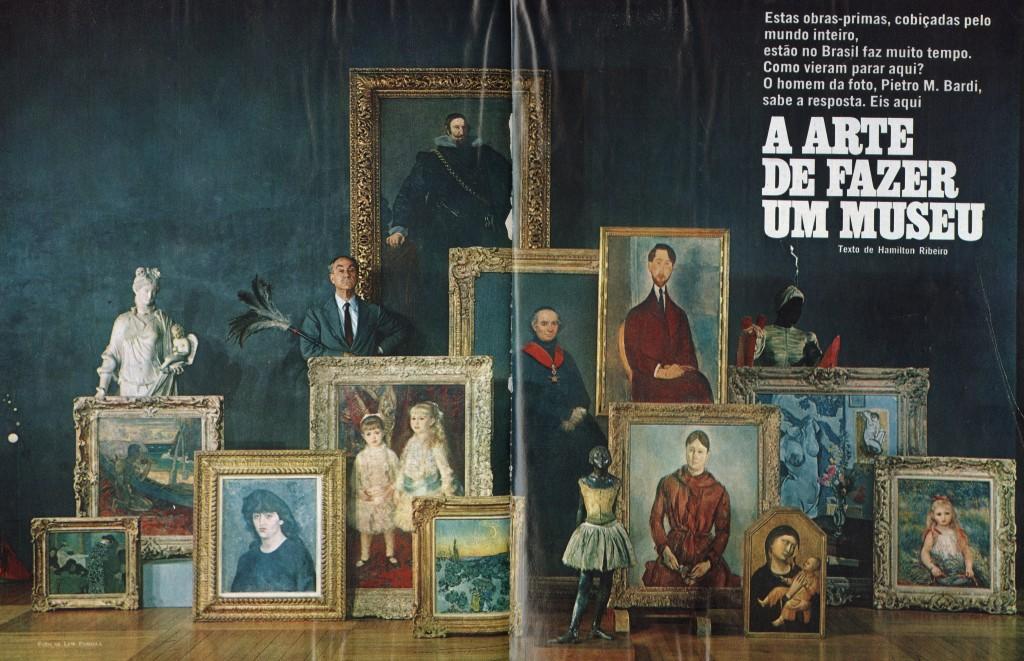 Revista Realidade n. 15, junho de 1967 – Lew Parrella - Acervo Abril Comunicacoes S.A.