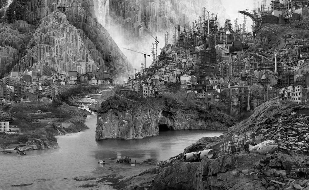 Da série Um país das maravilhas artificial