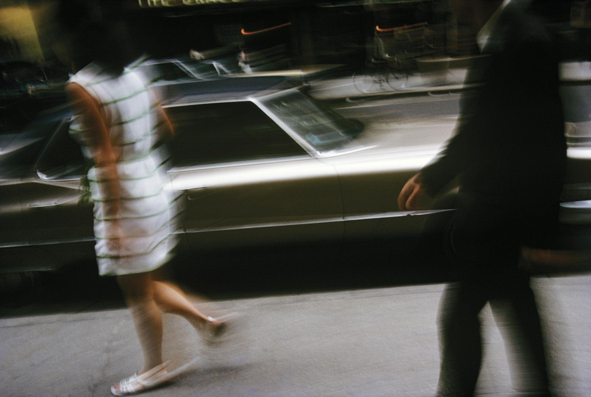 Nova York, 1969 - 1970, Mário Cravo Neto