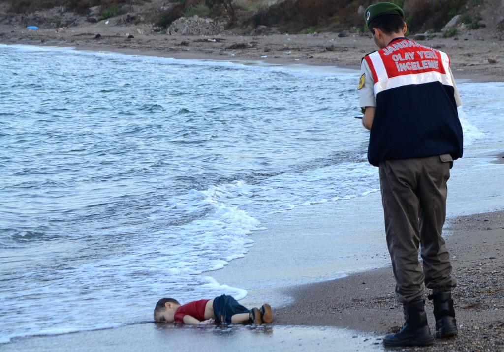 Crédito: AFP PHOTO / Nilufer Demir / DOGAN NEWS AGENCY
