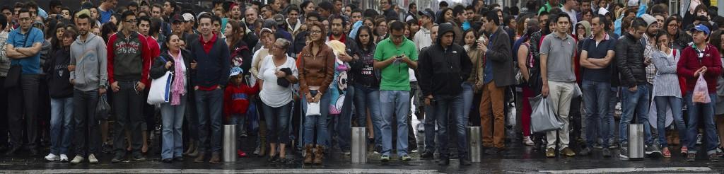 Cidade do México, 2015