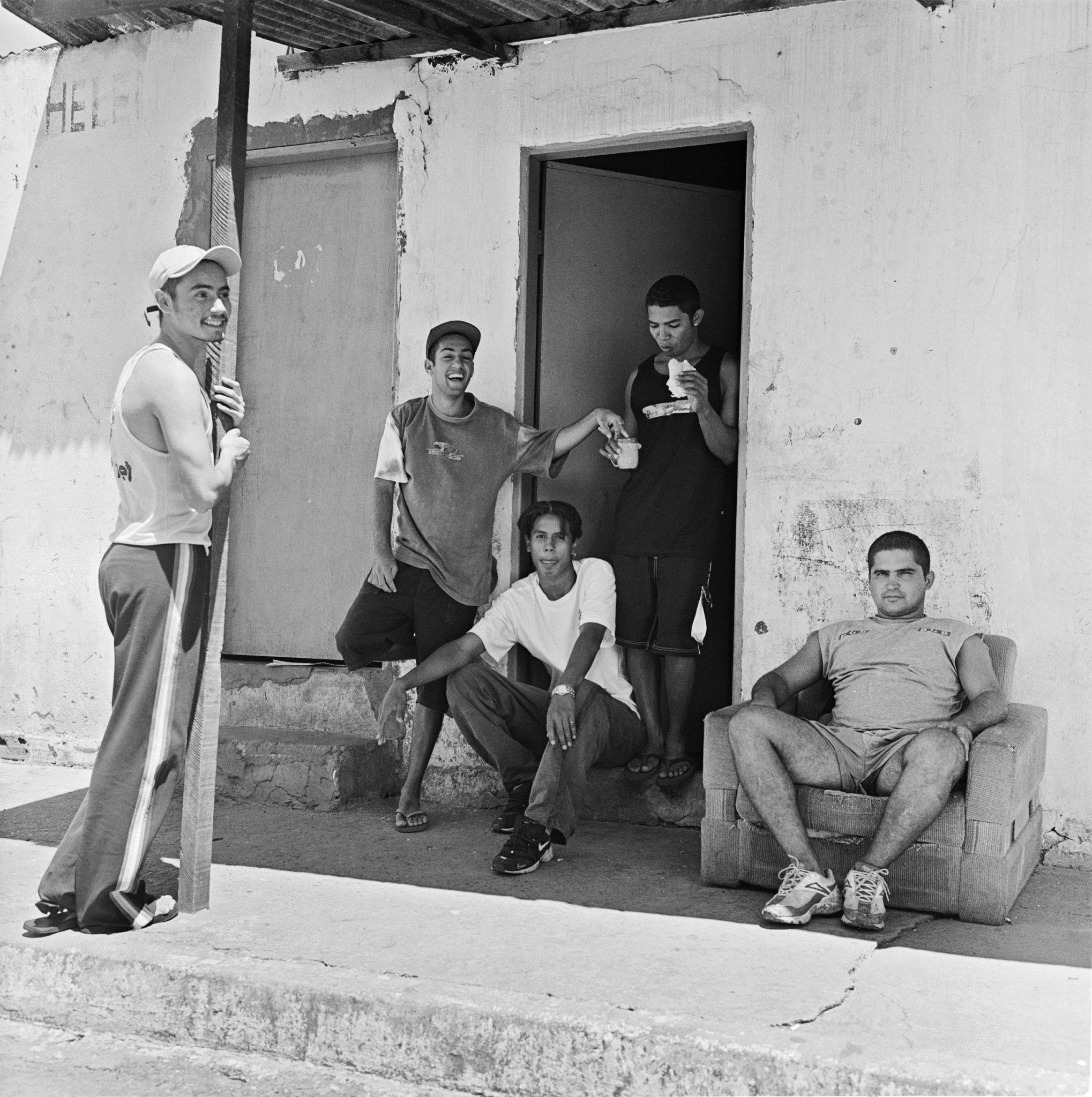 Jovens da periferia de Brasília DF_abril 2000