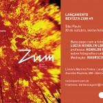 ZUM #9: lançamento