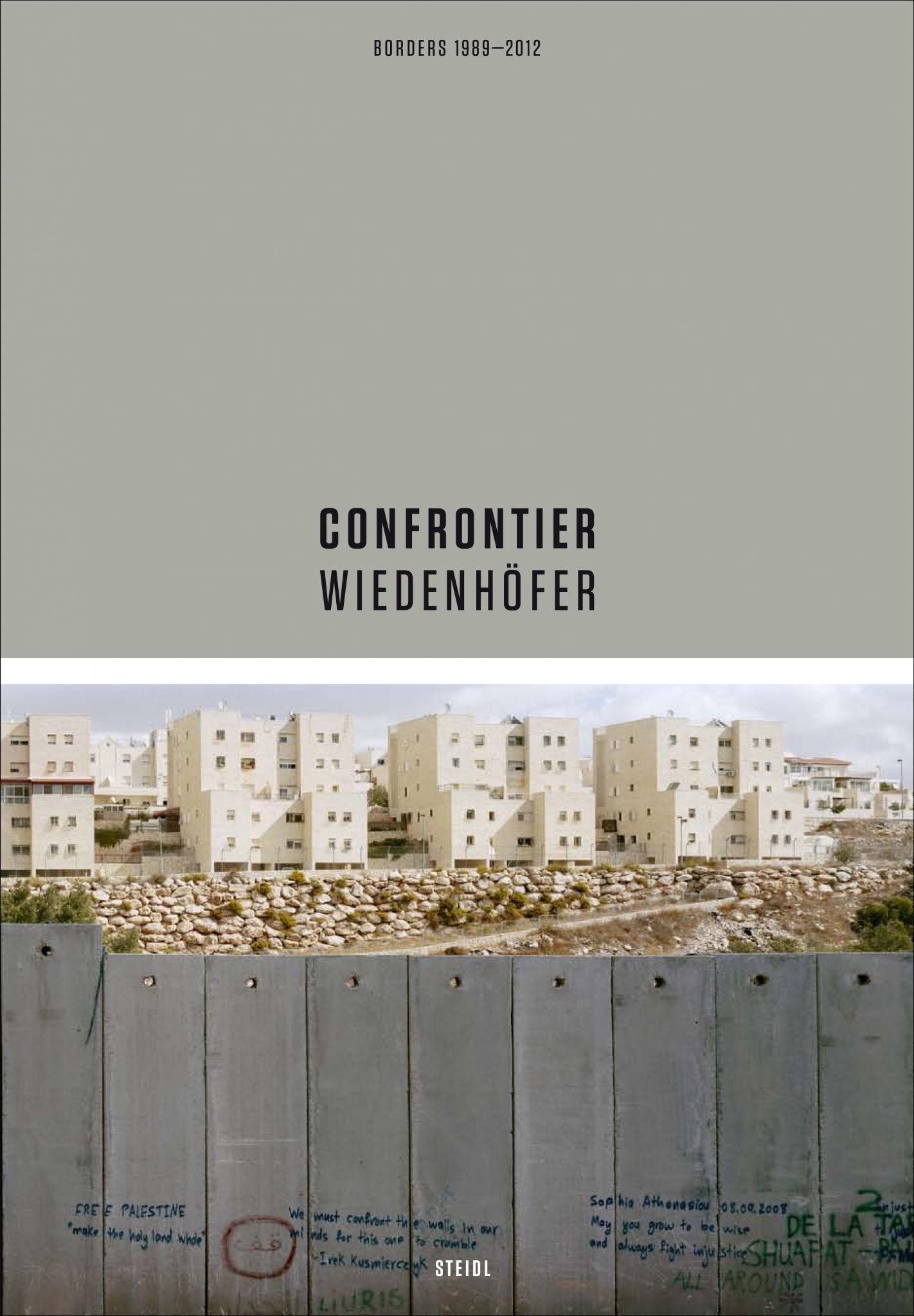 Wiedenhöfer_Confrontier_Cover