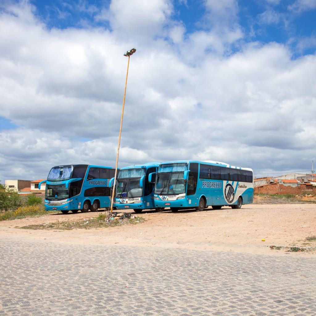 Terminal rodoviário, Salgueiro/PE