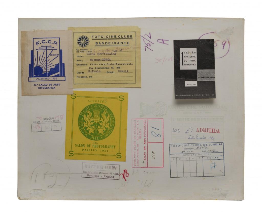 """German Lorca, """"Cenas quotidianas"""" ou """"Padre na barca"""", 1949. Acervo FCCB/Masp"""