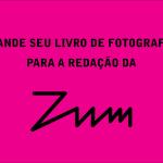 Resenhas de livros de fotografia no site da ZUM