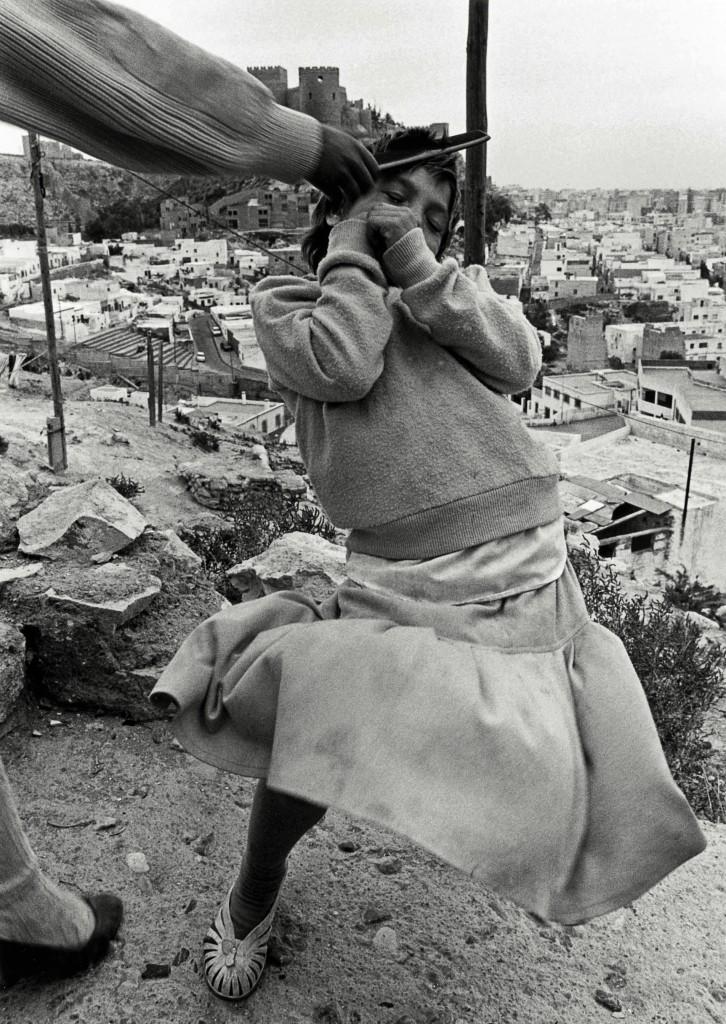 """""""Cigana"""", Almeria, Espanha, 1991"""