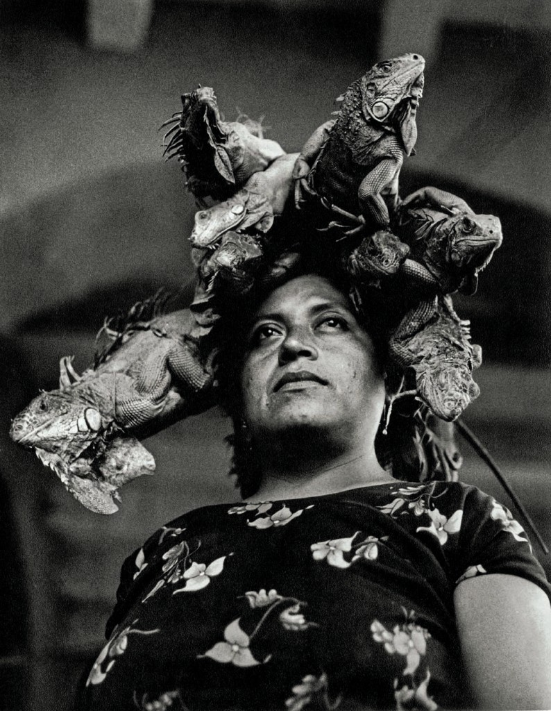 """Nossa Senhora das Iguanas"", Juchitán, Oaxaca, 1979"