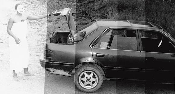 """Broomberg & Chanarin, da série """"Fotografar os detalhes de um cavalo escuro com pouca luz"""", 2012. Cortesia dos artistas e Lissson Gallery de Londres."""