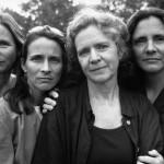"""Fotógrafo Nicholas Nixon fala sobre sua série """"As irmãs Brown"""", publicada na ZUM #10"""
