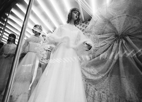 Vestidos de noiva, 1978-1979