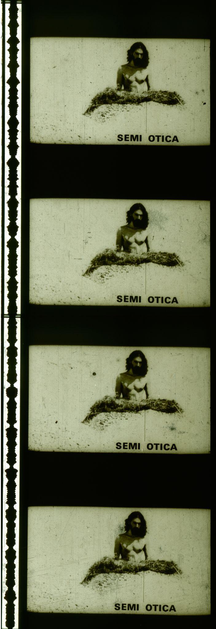 Semi ótica, 1975, Antonio Manuel