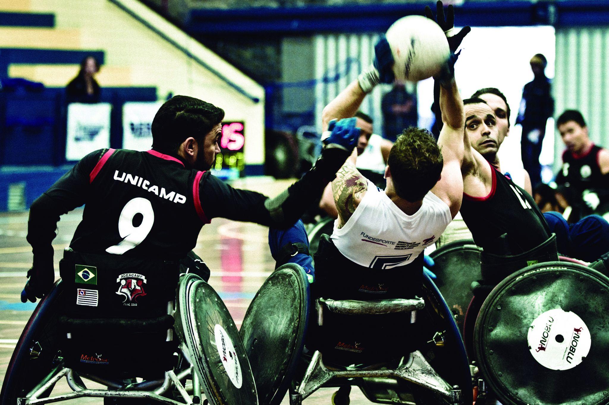 Joon Ho Kim, Adeacamp versos OMDA, Campeonato Brasileiro de Rugby em Cadeira de Rodas, 1 de junho de 2011