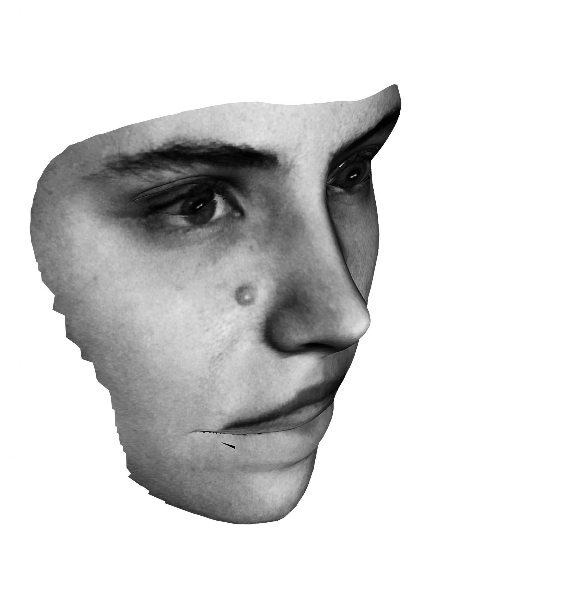 """Adam Broomberg e Oliver Chanarin, """"O revolucionário"""", da série """"O espírito é um osso"""", 2013. Cortesia dos artistas."""