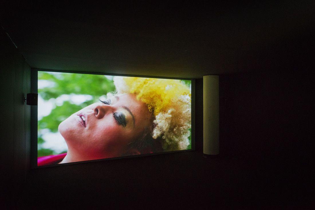 Cecilia Bengolea e Jeremy Deller, Sonho de Bombom, 2016. Obra comissionada pela Fundação Bienal de São Paulo
