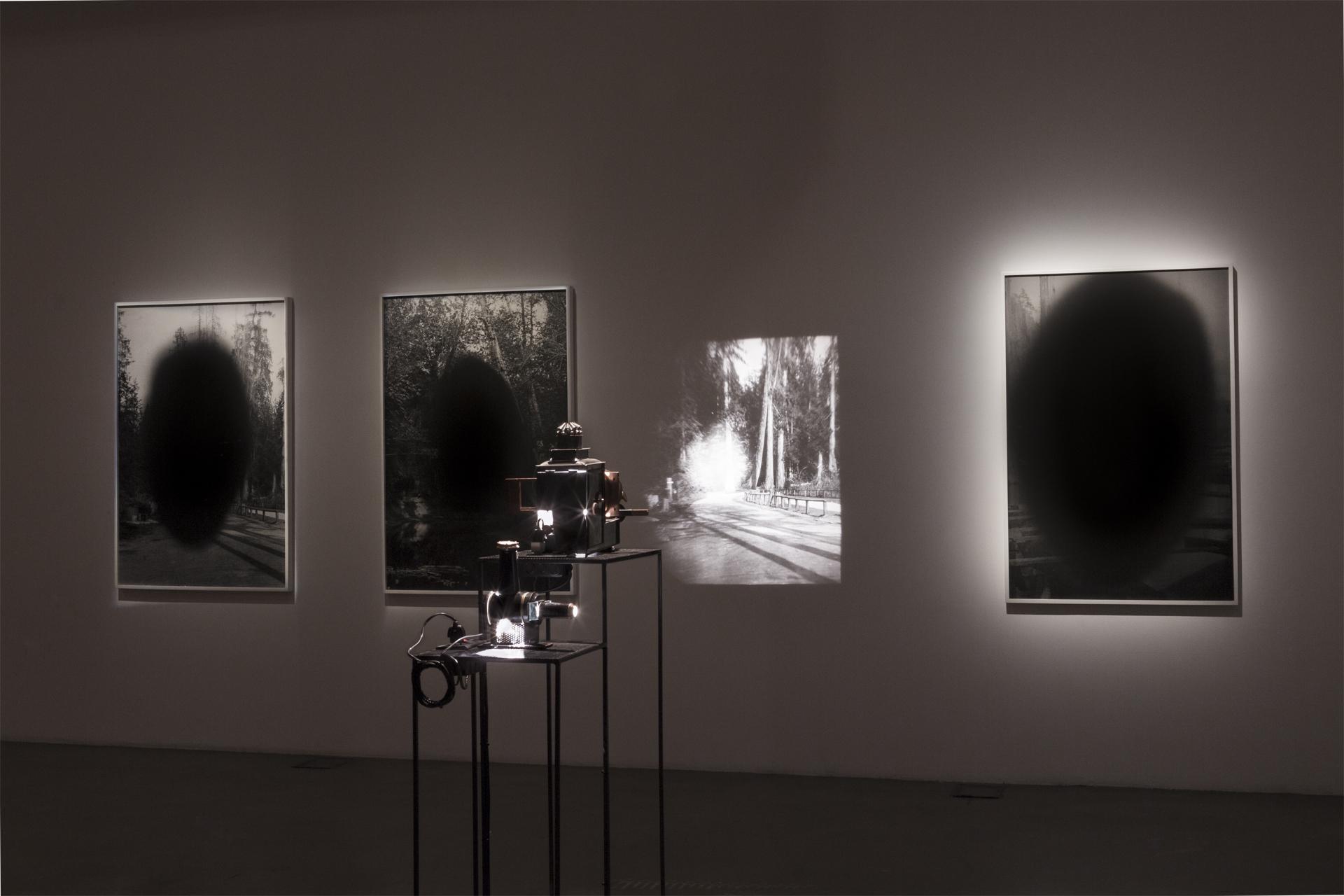 Série <em>Lanterna mágica</em>, 2012. Foto: Gabriela Carrera