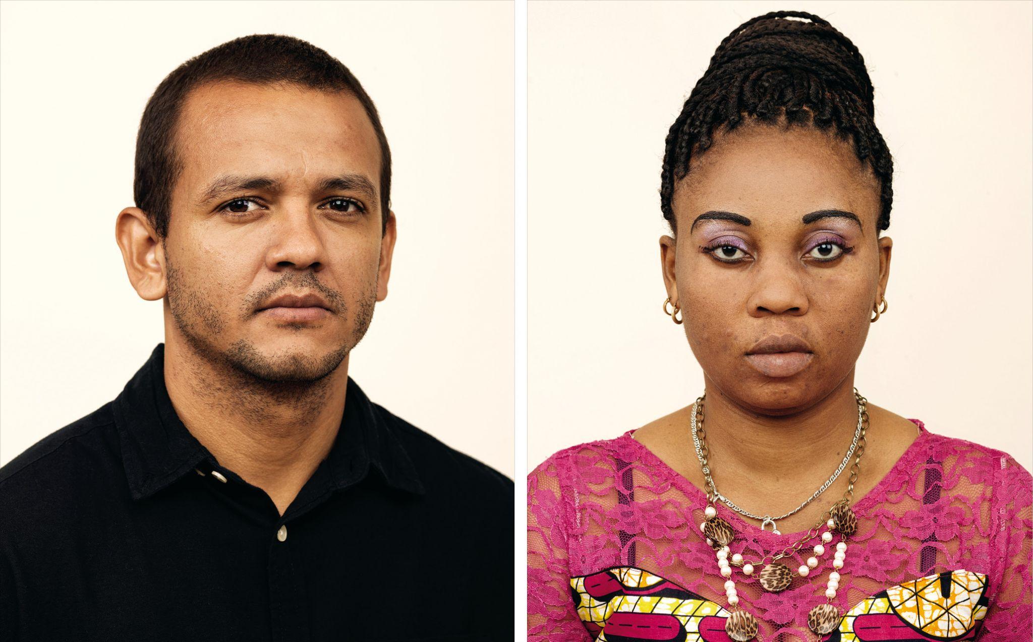 Coletivo Trëma, Dany Alberto Pérez Vásquez e Theresa Senga, da série <em>Memento</em>, 2016. Bolsa de Fotografia ZUM/IMS 2015