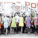 Série do argentino Marcelo Brodsky utiliza fotografias da onda de protestos mundiais de 1968