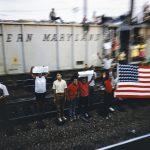 Exposição relembra viagem do trem funerário que transportou o corpo de Robert F. Kennedy de Nova York para Washington