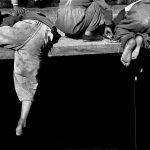 O crítico de arte Jorge Schwartz escreve sobre uma fotografia de Sergio Larrain