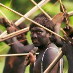 A história do retrato de Davi Kopenawa e o massacre na aldeia Yanomami de Haximu em 1993