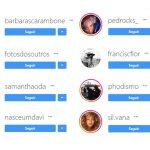 Oito perfis brasileiros do Instagram para quem gosta de fotografia