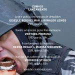 Conversas e debates sobre fotografia no lançamento da ZUM#18
