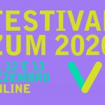 Conheça a programação do Festival ZUM 2020
